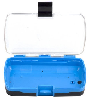 Пластиковый кейс для бит, малый - 982PB1 UNIOR