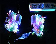Гирлянда LED 300 лампочек. Ликвидация зимних товаров!, фото 3