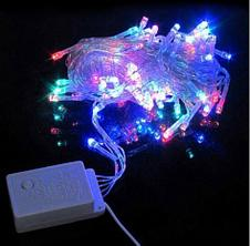 Гирлянда новогодняя 100 лампочек Ликвидация зимних товаров!, фото 3