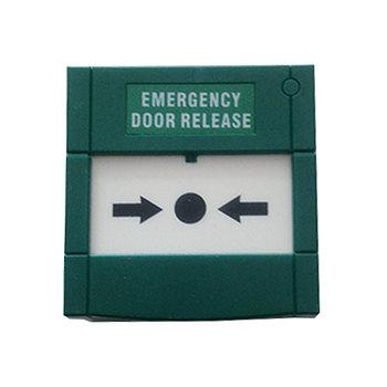 Кнопка аварийного выхода GT-E20A, зеленая