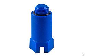 Заглушка-пробка длинная 1/2 синяя
