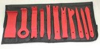 ST123 Набор съемников для демонтажа облицовочных панелей, 11 предметов