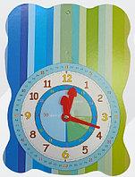 """Набор д/творчества Китай """"Часы"""" стрелки секунд/минут/час + расписание, тв.карт.основа"""