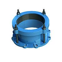 Муфта прямая стальная ГОСТ 8966-75 с цилиндрической резьбой