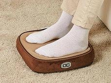 Вибромассажер-грелка для ног 2-в-1 с застежкой Ликвидация зимних товаров!, фото 3