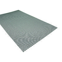 Лист стальной перфорированный оцинкованный ХП 5 мм Ст3сп (ВСт3сп) ГОСТ 14918-80 холоднокатаный