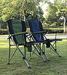 Кресло туристическое складное до 200 кг, фото 2