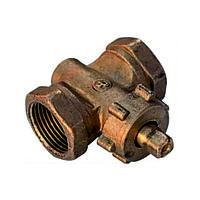 Кран пробковый стальной 11нж42п ТУ 26-07-1130-76