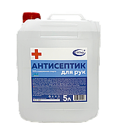 Жидкий антисептик для рук 5000 мл