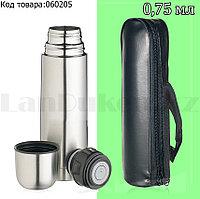 Термос для чая High Grade Vacuum Flask 750 ml с чехлом