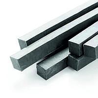 Квадрат алюминиевый 120х120 мм АК4 (1140) Силумин ГОСТ 21488-97 прессованный