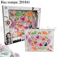 Набор для творчества бусины бисер и фигуры Beads Design 563