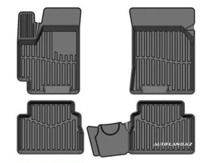 Коврики в салон Ravon R3 (2016-2021) 3D STANDART