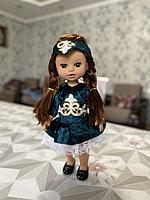 Кукла в казахской одежде