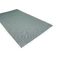 Лист стальной перфорированный оцинкованный ШХ 5 мм Ст2кп (ВСт2кп) ГОСТ 14918-80 холоднокатаный