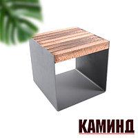 Скамейка кубик #36