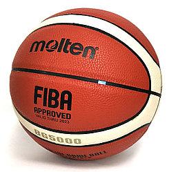 Мяч баскетбольный MOLTEN BG 5000