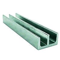 Профиль алюминиевый АМг6 ГОСТ 8617-81 прессованный