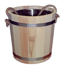 Ведро для бани 7 литров