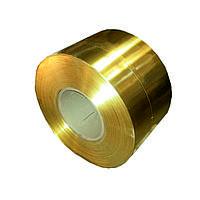 Лента латунная 0,7х90 мм ЛС63-3 ГОСТ 4442-2014 холоднокатаная