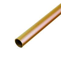 Труба латунная тонкостенная 12х0,4 мм Л63 (Л63А; CuZn37) ГОСТ 11383-75 тянутая