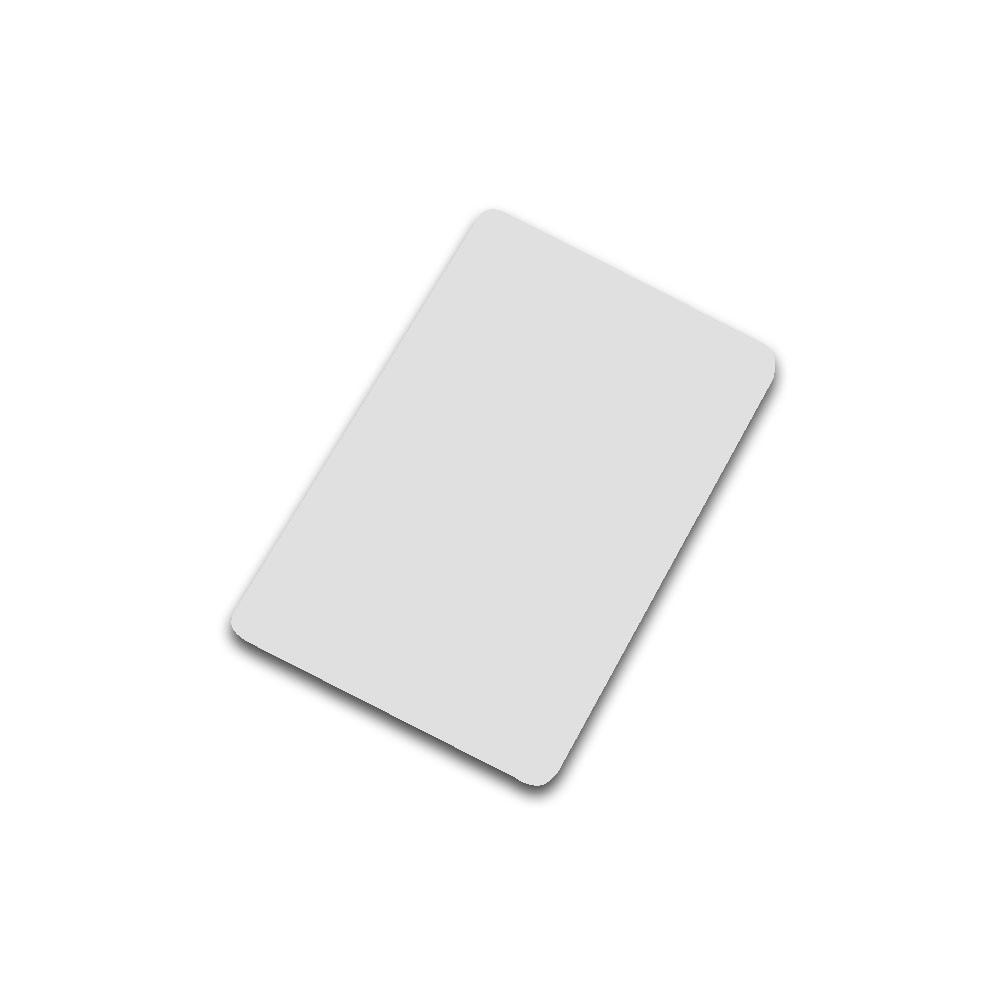 Карта Mifare 1K, 0,8 мм, тонкая, чистая