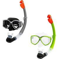 Набор для плавания Bestway 24050 в упаковке: маска, трубка