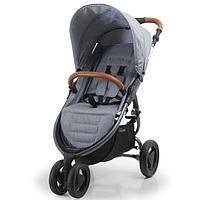 Прогулочная коляска Valco Baby Snap 3 Tailormade Trend цвет Grey Marle