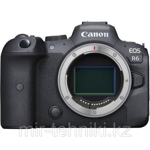 Фотоаппарат Canon EOS R6 body Гарантия 2 года