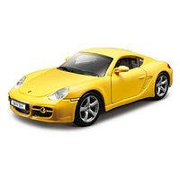 Легковой автомобиль Bburago Porsche Cayman S (18-43003) 1:32