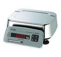 Весы порционные CAS FW500-6E