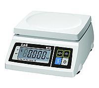 Весы порционные CAS SW-2 DD