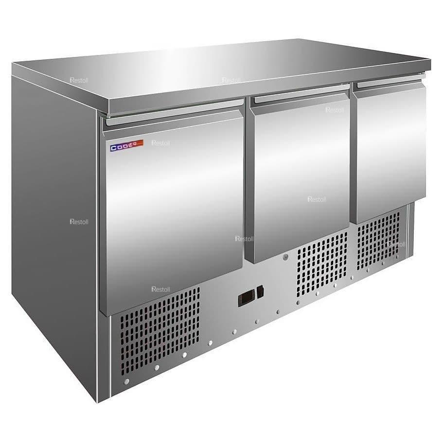 Стол холодильный Cooleq S903 TOP S/S