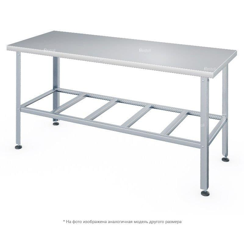 Стол производственный Atesy СР-С-600.600-02