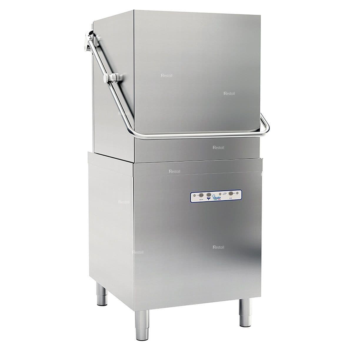 Купольная посудомоечная машина Viatto CLP DD, с дозаторами