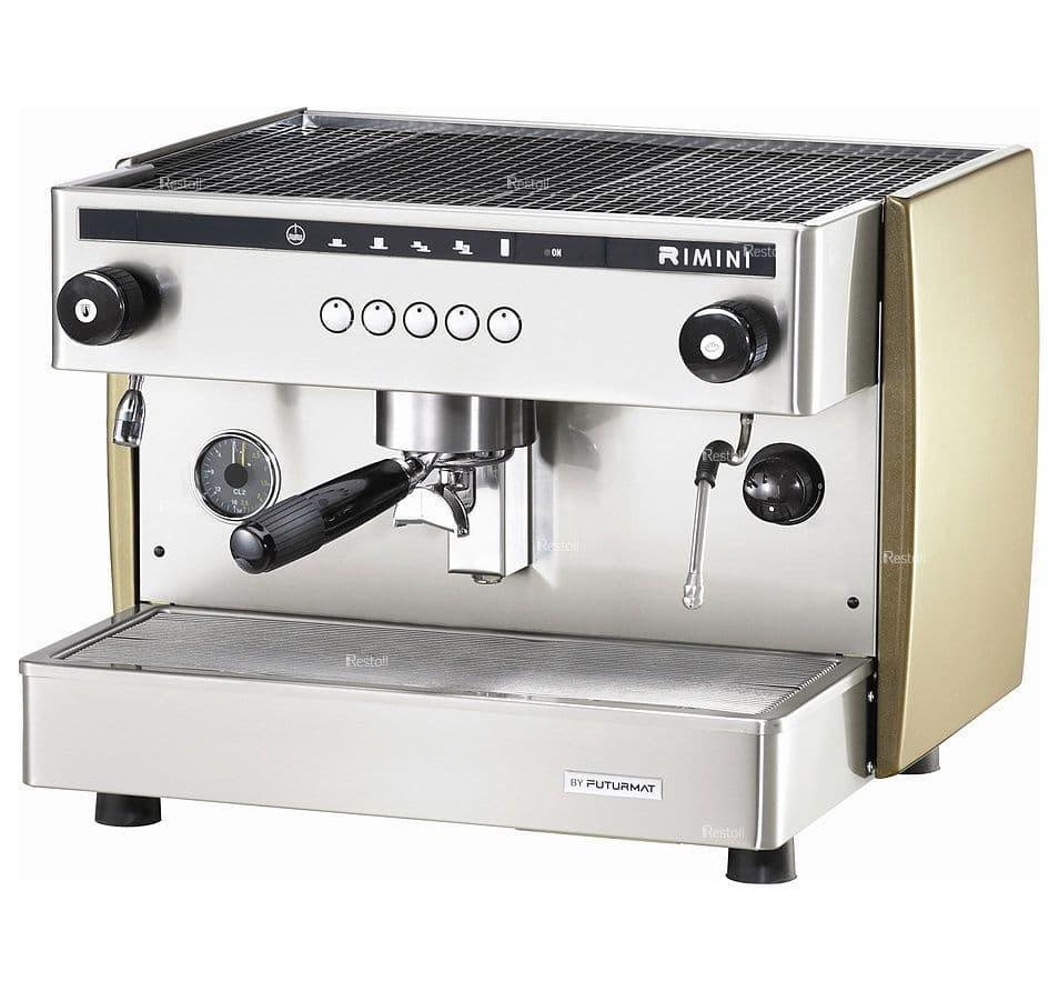 Кофемашина рожковая Quality Espresso Futurmat Rimini А1