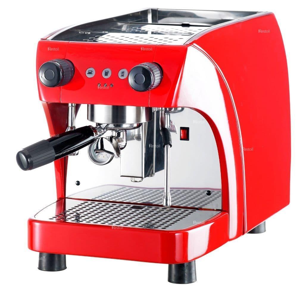 Кофемашина рожковая Quality Espresso Ruby Red