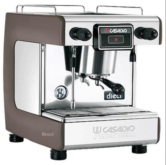 Кофемашина рожковая Casadio Dieci A1
