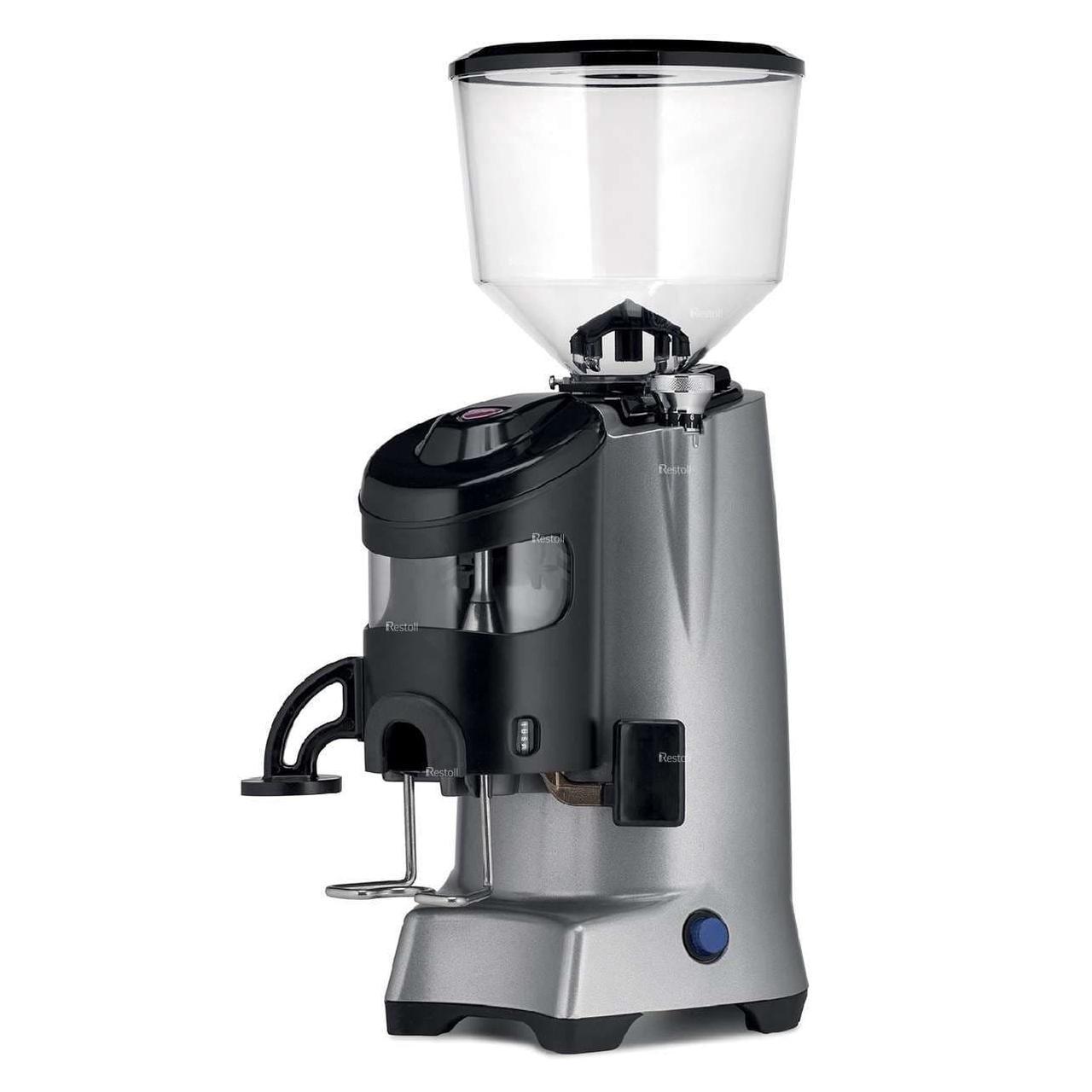 Кофемолка Eureka ZENITH CLUB 60 M, серебрянная