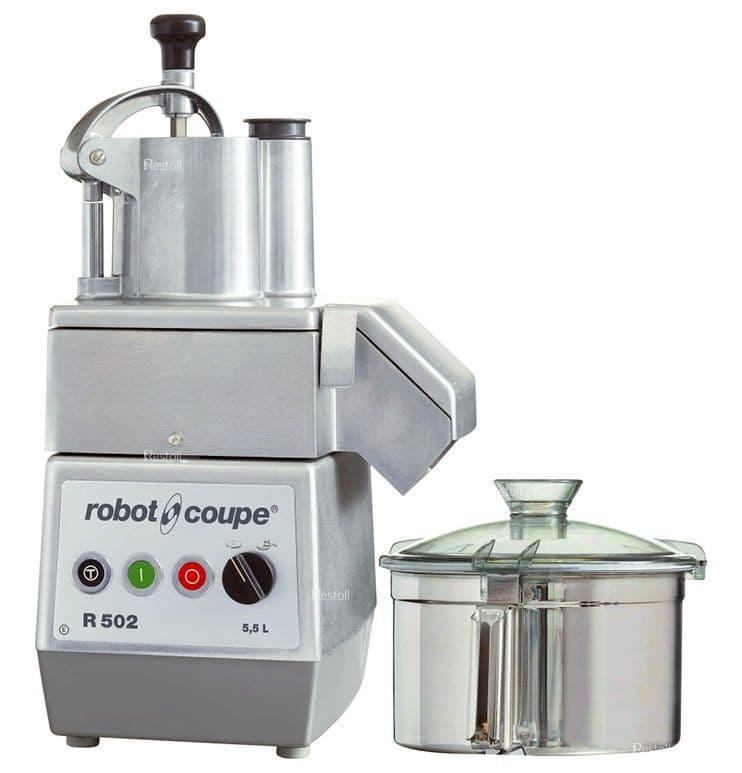 Процессор кухонный Robot Coupe R502 380В (без дисков)