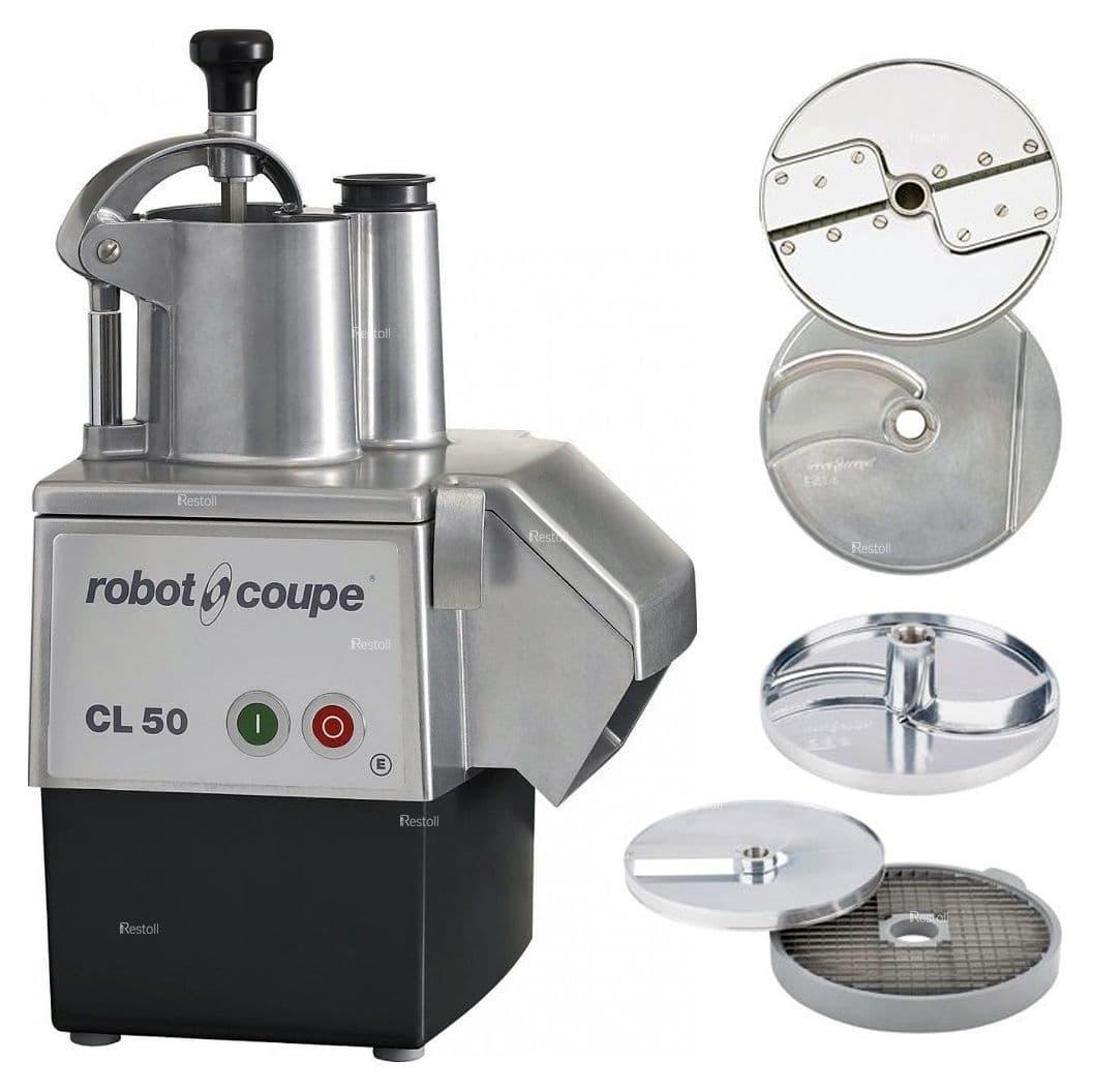 Овощерезка Robot Coupe CL50 (5 дисков 1960)
