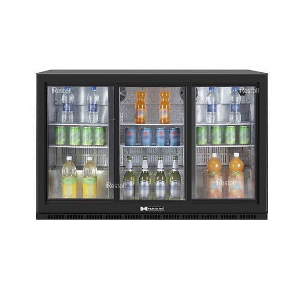 Холодильник мини-бар Hurakan HKN-DB335S