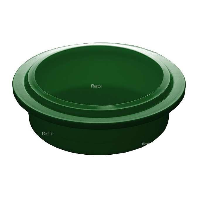 Крышка для стакана Pacojet 31950, зеленый пластик, 10 шт./уп.