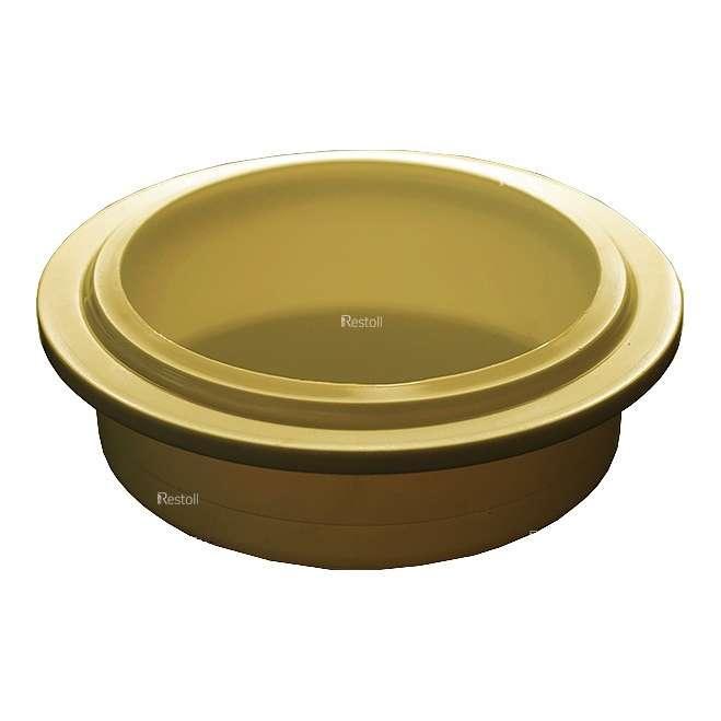 Крышка для стакана Pacojet 31951, золотой пластик, 10 шт./уп.