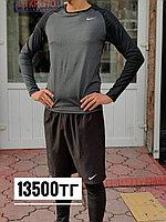 Рашгард 3в1 Nike чер сер
