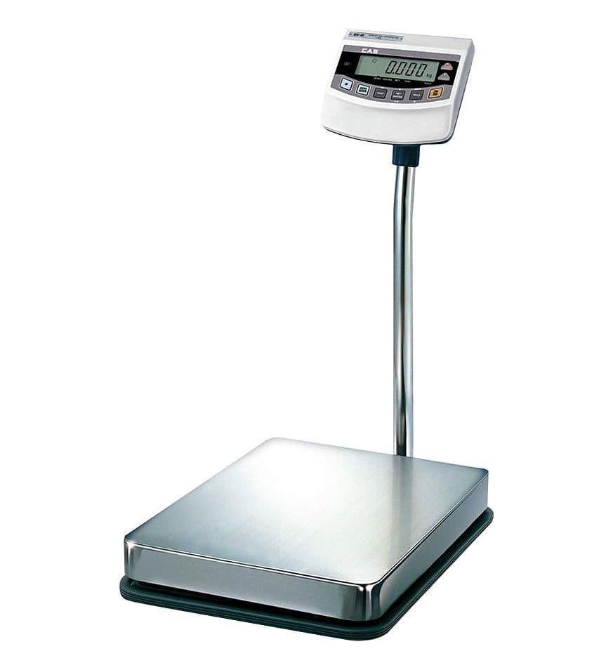 Весы напольные CAS BW-500RB