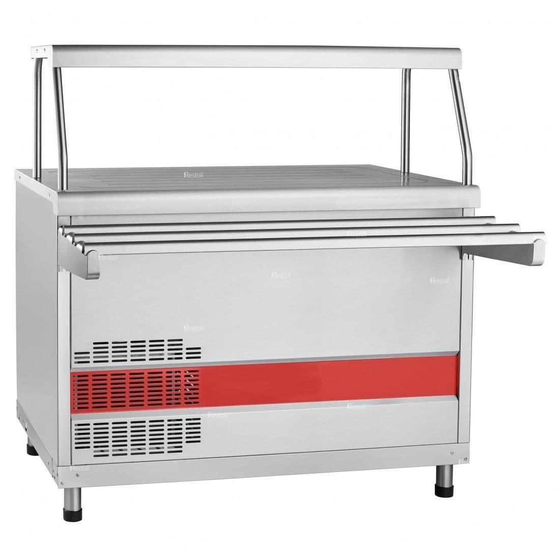 Прилавок холодильный ABAT «Аста» ПВВ(Н)-70КМ-НШ