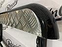 Пороги железные плоские с алюминиевым листом Нива LADA 4х4, Urban, фото 4