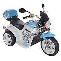 Электро-мотоцикл Aim Best MD-1188 Бело-Голубой