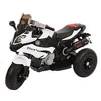 Электро-мотоцикл  HLX2018, 6V/7Ah*1 .White/Белый